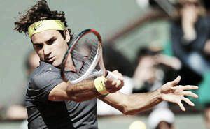 Roger Federer n'a pas fait de détails
