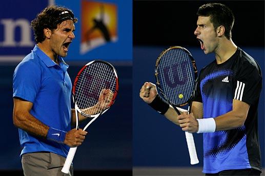 Wimbledon: Djokovic y Federer solos ante el peligro