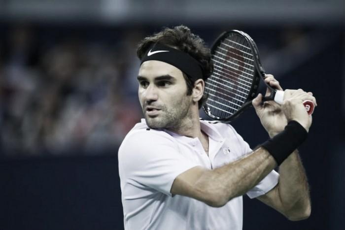 Federer derrota Sock na estreia do ATP Finals