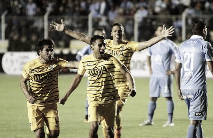 Resumen Boca Juniors VAVEL: Federico Carrizo
