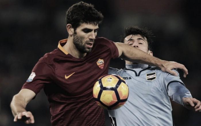 """Roma, Fazio ci crede ancora: """"La Serie A non è chiusa. Dobbiamo guardare avanti"""""""
