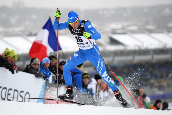 Lahti 2017 - Sci di fondo, Sprint maschile: Pellegrino è oro! L'Italia sul tetto del mondo!