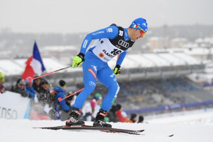 Lahti 2017 - Sci di fondo, Team Sprint maschile: l'Italia ci prova