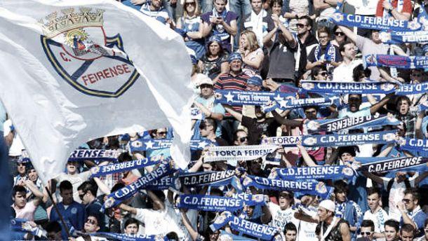 Investidores italianos negoceiam controlo do Feirense
