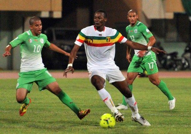 Les buts de Mali vs Algerie