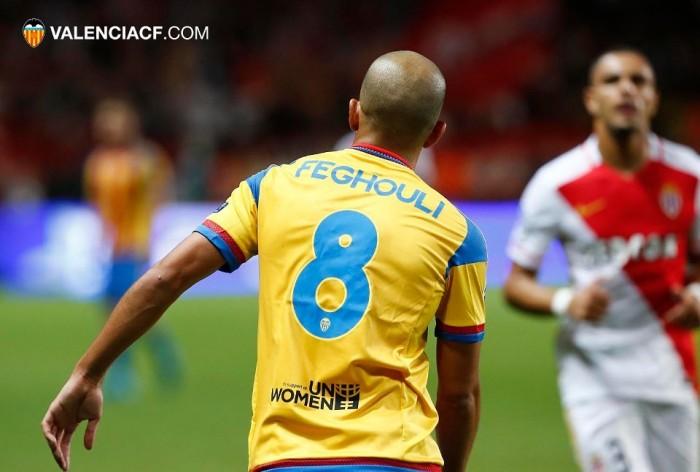 "Feghouli se recupera en la ""jaula"""