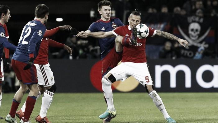 SL Benfica se despide de Europa de manera temprana