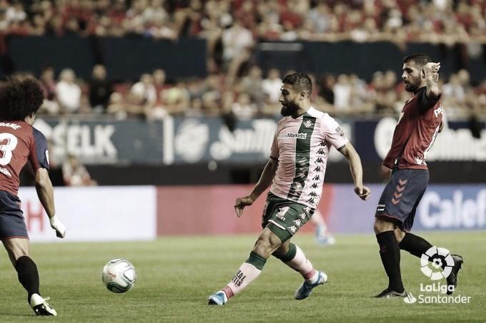 Fekir, 'MVP' del Betis - Atlético de Madrid