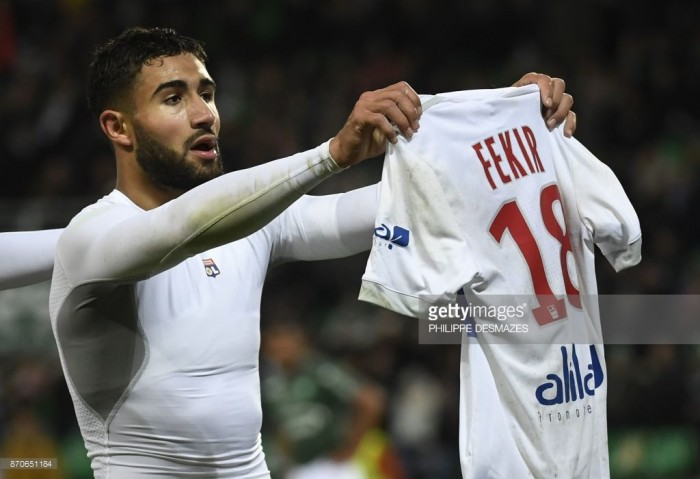 With Nabil Fekir being mentioned with a Premier League move, could the Emirates be his destination?