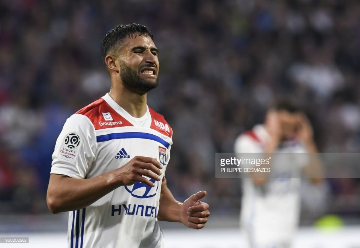 Nabil Fekir move to Liverpool called off as Lyon confirm midfielder will remain in France