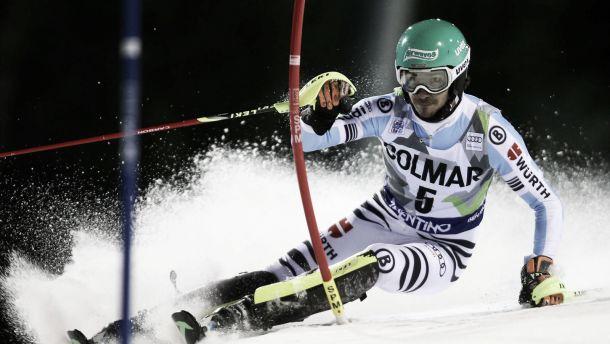 Sci Alpino, slalom maschile: a Campiglio domina Neureuther