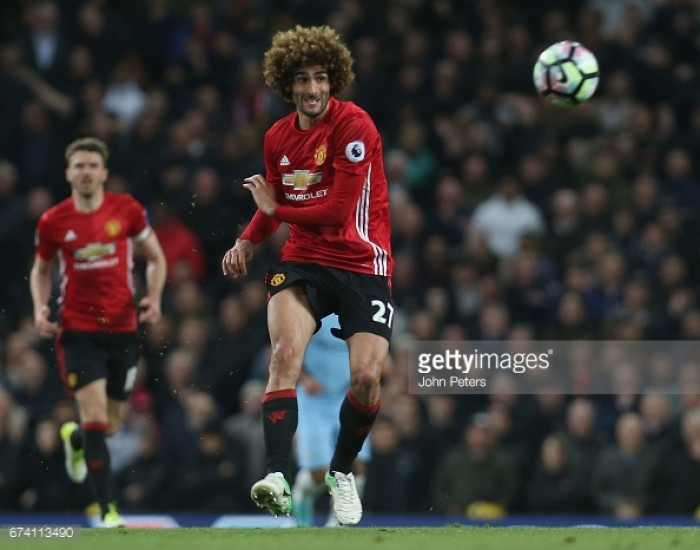 """Fellaini: It's """"important"""" for Man Utd players to get to know new signings"""