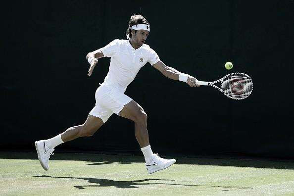 Feliciano deslumbra en su debut en Wimbledon
