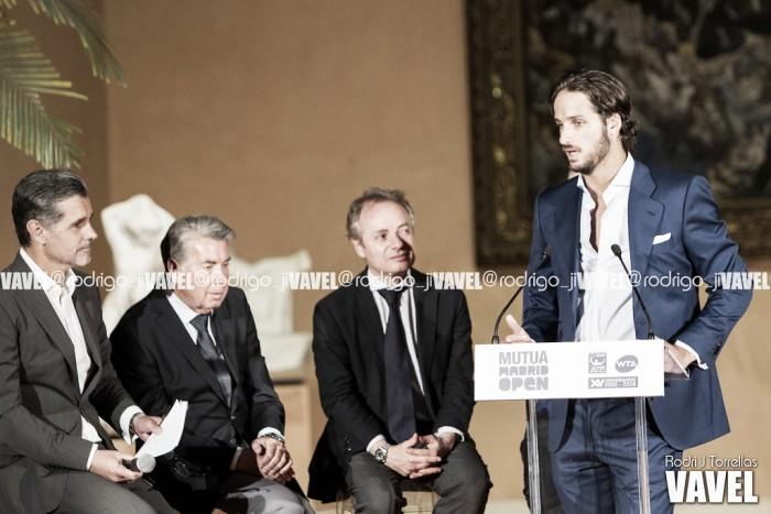 Feliciano López se convierte en el nuevo director adjunto del Mutua Madrid Open