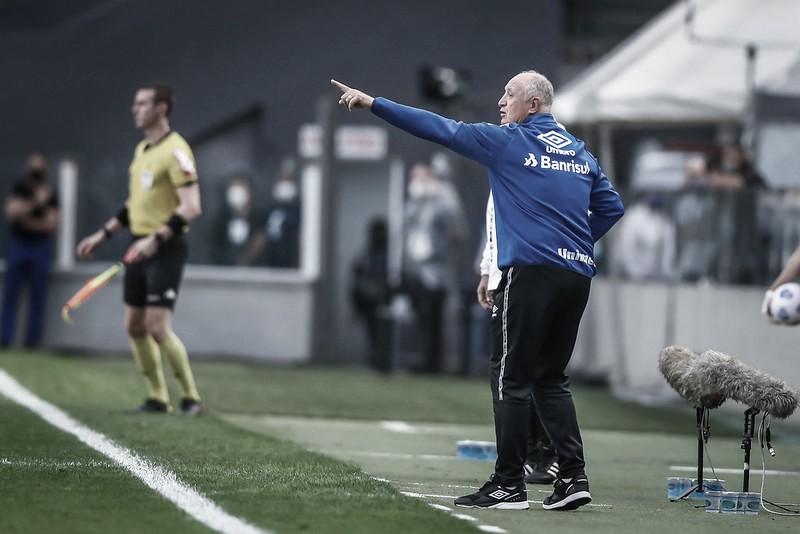 Na penúltima posição do Brasileiro, Grêmio anuncia saída de Felipão