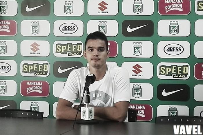 """Felipe Aguilar """"Jugar contra equipos grandes como el Deportivo Cali siempre es una motivación"""""""