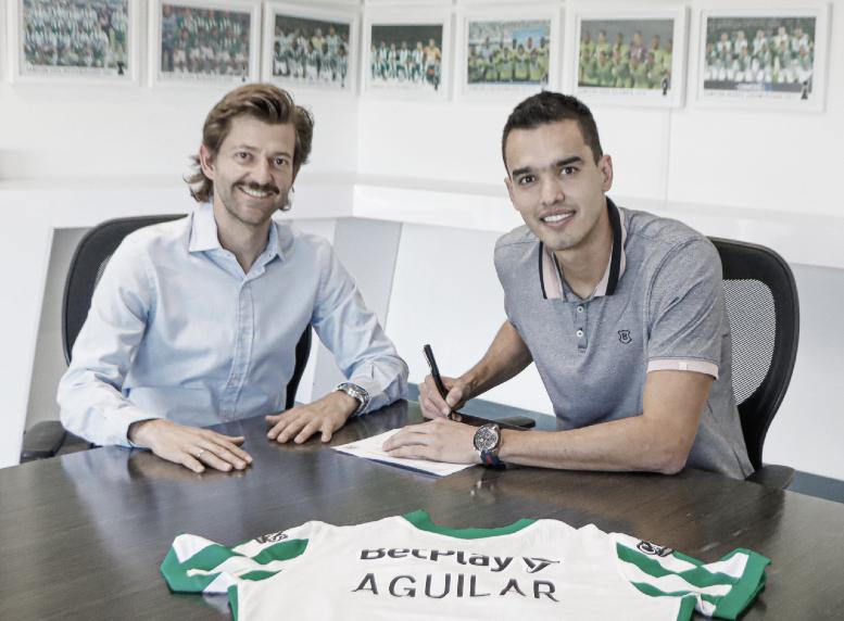 Felipe Aguilar es de nuevo 'verdolaga'