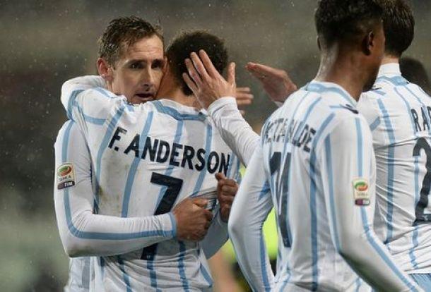 Resumen. Jornada 27ª de la Serie A