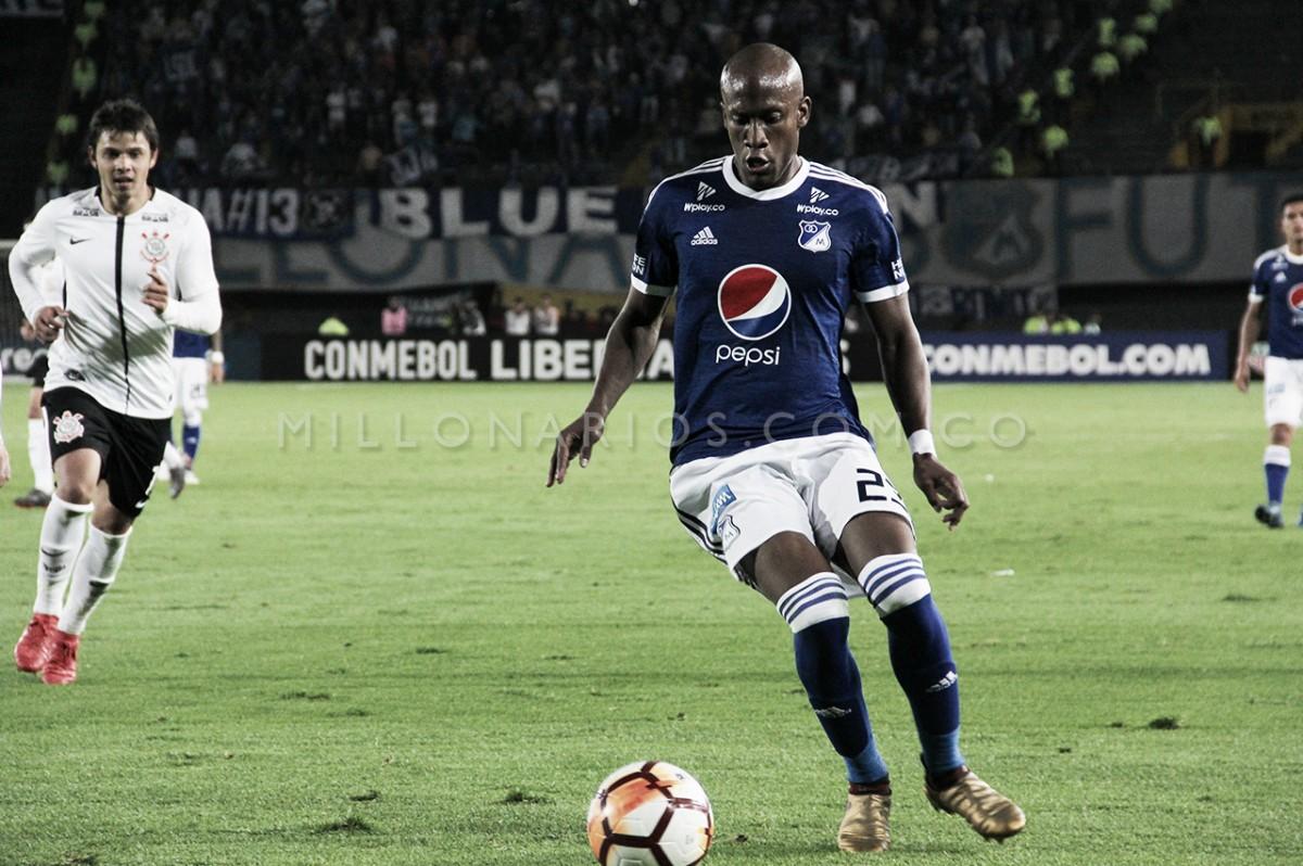 Felipe Banguero, ausencia 'azul' ante Deportivo Pasto