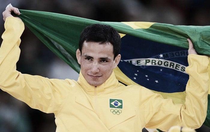 Judô: Felipe Kitadai perde para Orkhan Safarov e vai disputar medalha de bronze