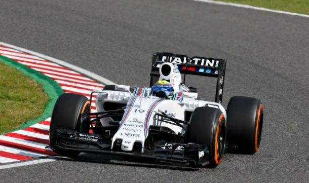 GP di Russia, a Massa le FP2 sul bagnato