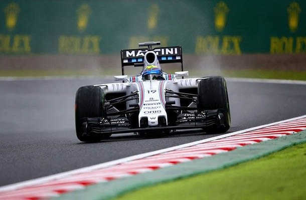 Felipe Massa lidera unos insulsos libres 2 en Sochi
