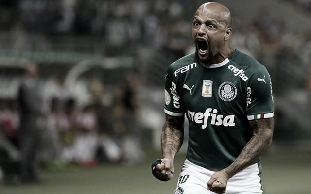 ANÁLISE: A consistência dada por Felipe Melo ao meio-campo do Palmeiras