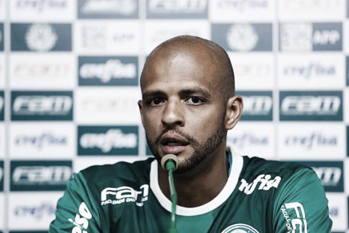 Felipe Melo confirma áudio polêmico e explica atrito com Cuca