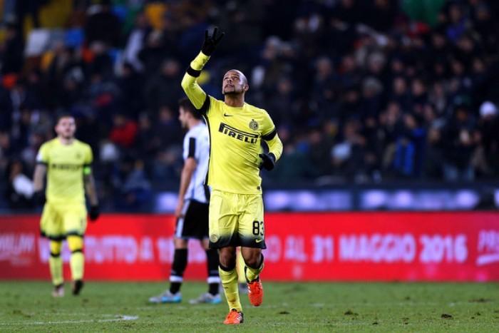 """Inter, Felipe Melo: """"Siamo una squadra in costruzione, voglio riconquistare la Nazionale"""""""