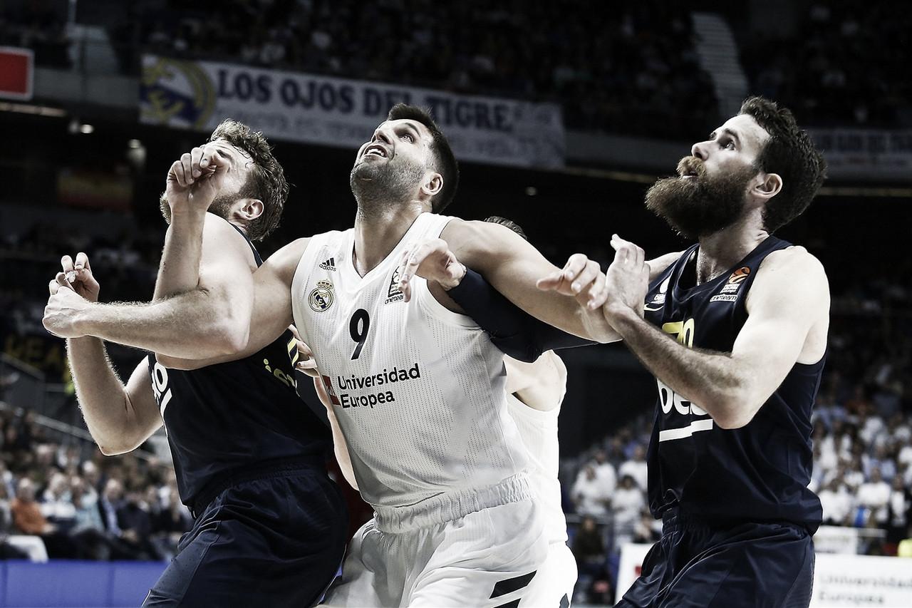 """Felipe Reyes: """"Tenemos que jugar un partido muy completo"""""""