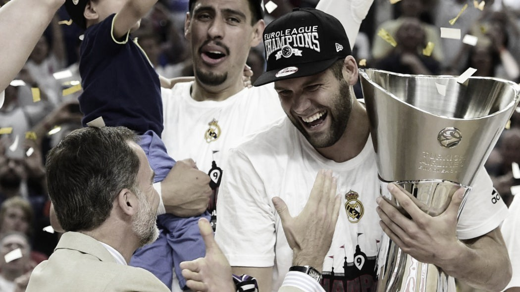Felipe Reyes renueva con el Real Madrid hasta el 2020