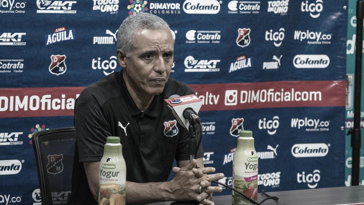 Alexis Mendoza no continúa con Independiente Medellín