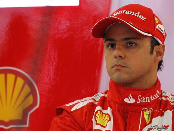 Felipe Massa seguirá siendo piloto de Ferrari en 2013