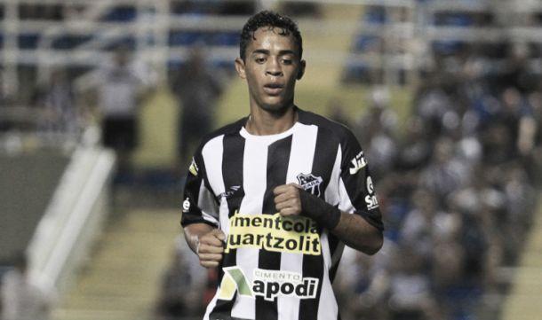 América-MG anuncia contratação do atacante Felipe Amorim, ex-Ceará