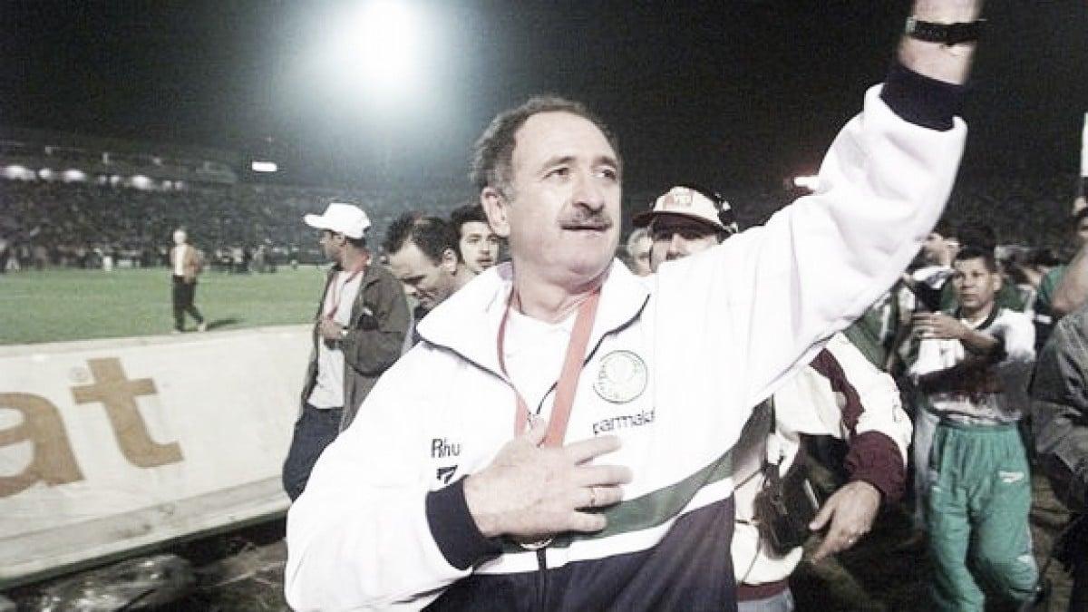 Recordar é viver: a primeira passagem de Felipão no Palmeiras