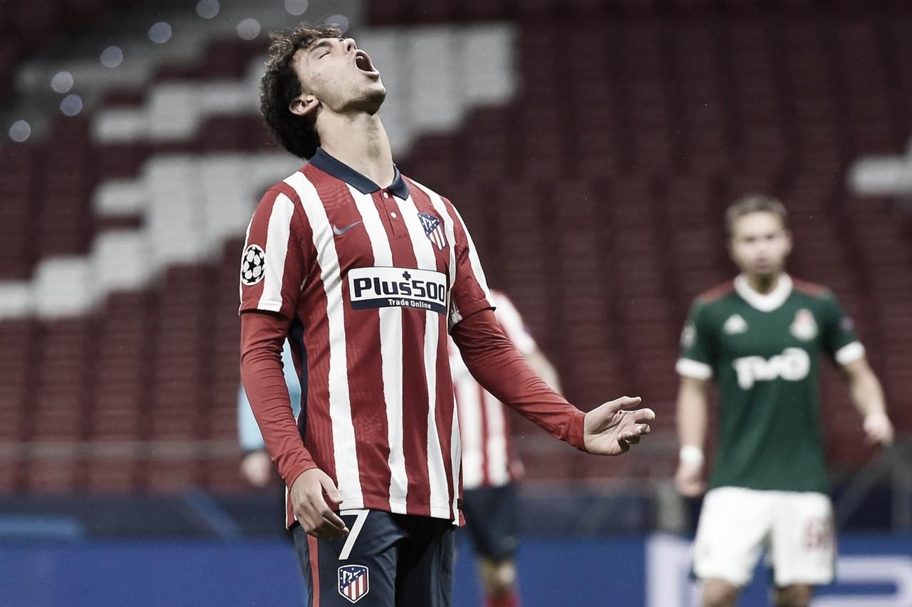 Atletico de Madrid 0 a 0 Lokomotiv (UEFA/Divulgação)