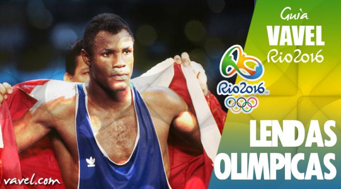 Lendas Olímpicas: Félix Savón, o ex-pugilista amador com três ouros olímpicos