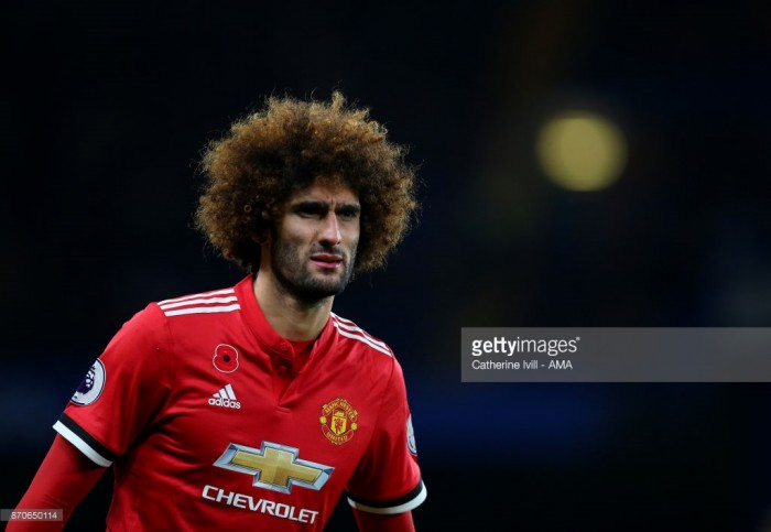 Report: Galatasaray enter race to sign Marouane Fellaini