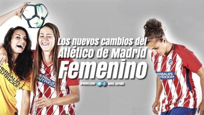 Análisis: Los nuevos cambios del Atlético de Madrid Femenino