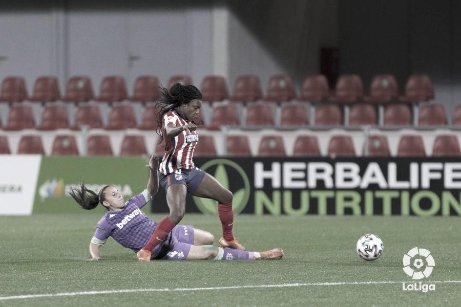 Atlético de Madrid - Betis Féminas: demasiado castigo para tanto esfuerzo