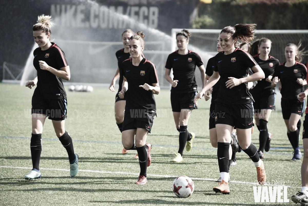 Horario confirmado para el FC Barcelona Femenino - Levante UD