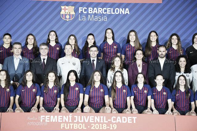 Los equipos femeninos se quedan sin Copa Catalunya