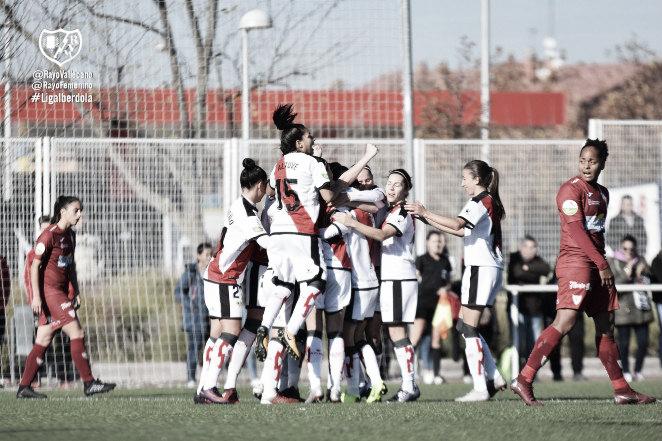 Horarios del fútbol base del Rayo Vallecano para el fin de semana del 15-16 de diciembre