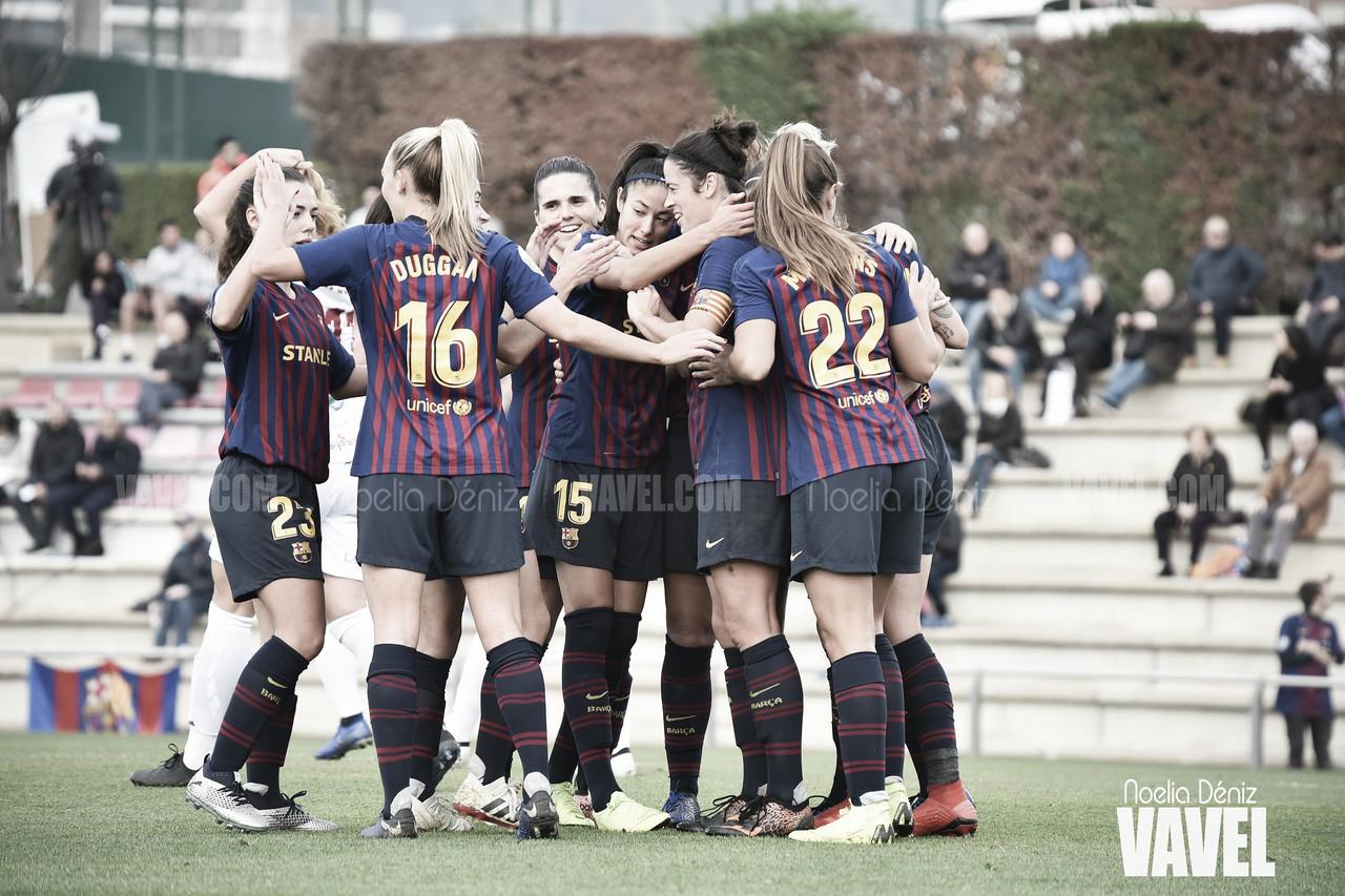 Confirmado el horario del Atlético de Madrid - FC Barcelona de la Copa de la Reina