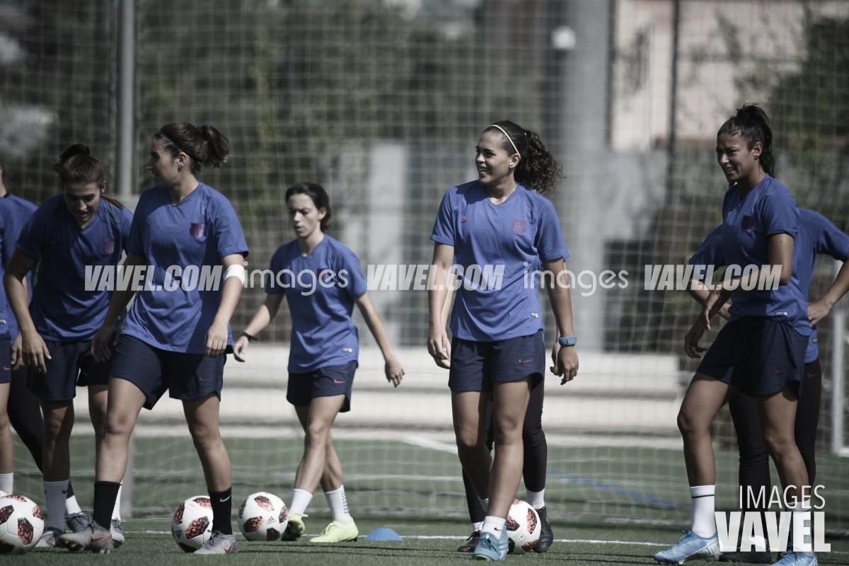 El Barça Femenino vuelve a la carga