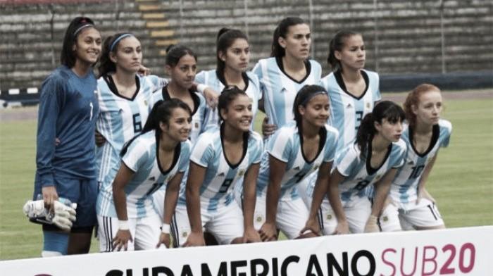 La Albiceleste no pudo con Perú