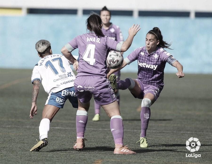 Granadilla Egatesa - Real Betis: Llueve sobre mojado (3-1)