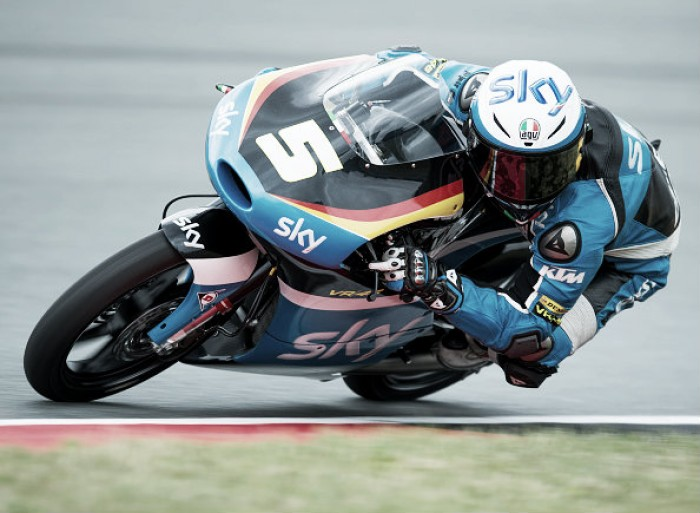 Fenati dominates free practices in Moto 3