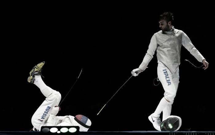Rio 2016, semifinali fioretto maschile: meravigliosamente Garozzo, è finale con Massialas!