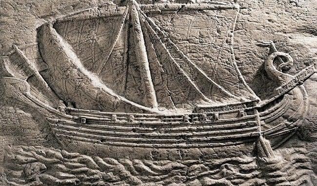 Fenicios, los navegantes de la Antigüedad